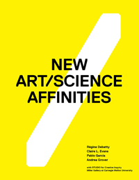NEW ART/SCIENCE AFFINITIES book